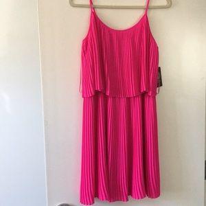 brand new designer dress. NEVER WORN